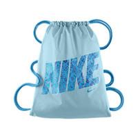 Nike Graphic Kids' Gym Sack - Glacier Ice