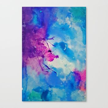 Emanate Canvas Print by DuckyB
