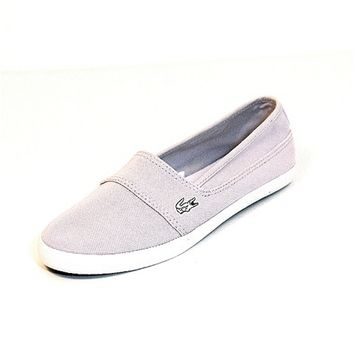 Lacoste Marice - Light Grey / Blue