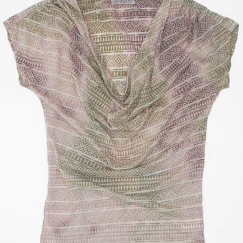 Drapey Jersey Top Tie Dye *More Colors