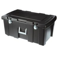 Sterilite 92 Qt. Footlocker Storage Box-18429001 - The Home Depot