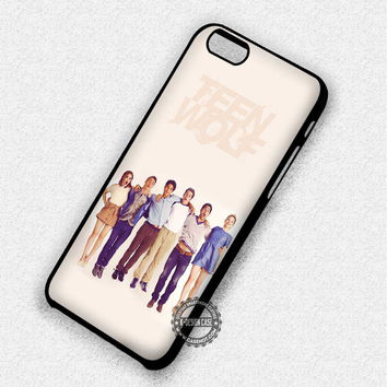 Teen Wolf Team- iPhone 7 6S 5 SE Cases & Covers