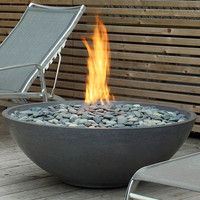 Paloform Miso Modern Round Outdoor Fire Pit