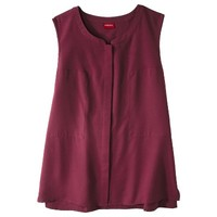 Merona® Women's Sleeveless Blouse w/Front Patches - Assorted Colors