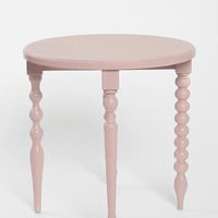Plum & Bow Turned Leg Table - Urban Outfitters