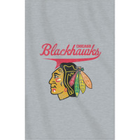 Chicago Blackhawks NHL Sweatshirt Throw