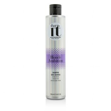 Alfaparf That's It Blonde Ambition Shampoo (For Cool Blondes)