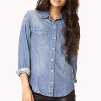 On The Range Denim Shirt