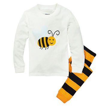 Cotton Children Long Sleeve Home Set [6324917316]