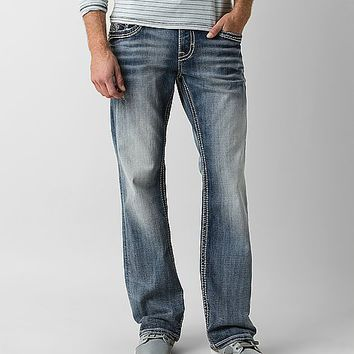 Rock Revival Leotis Relaxed Straight Jean