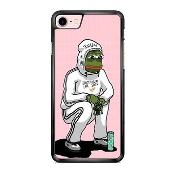 Aesthetic Pepe 1 iPhone 7 Case