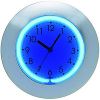 "Walmart: 12"" Color Changing Neon Clock"