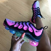 Nike Air Vapormax Plus Fashion Woman Men Casual Running Sport Shoes Sneakers