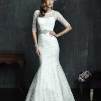 Allure Couture C270 Lace Wedding Dress