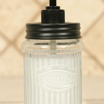 CTW Home Collection - Hoosier Lotion Dispenser