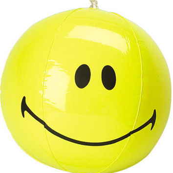 Inflatable Smiley Face Balls Case Pack 5