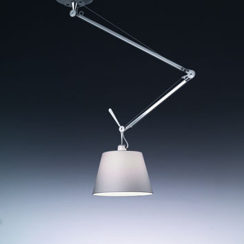 Tolomeo Off Center Suspension Light
