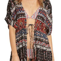 Billabong Sun Shift Print Cover-Up | Nordstrom