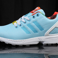 Adidas ZX Flux (Sky Blue/White) - ZXF009