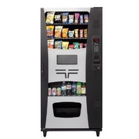 Trimline II Combo Snack & Cold Drink Vending Machine