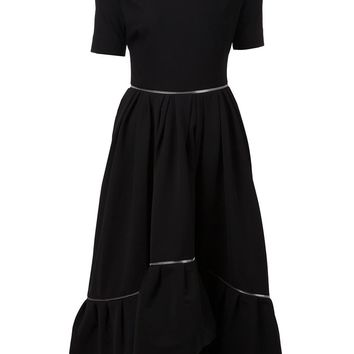 Preen By Thornton Bregazzi flared dress