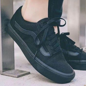 VANS Classic Men's and Women's High Quality Sneakers F