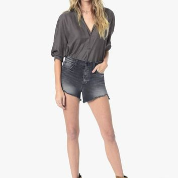 Joe's Jeans The High Rise Smith Short in Roya