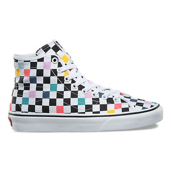 Party Checker SK8-Hi Decon | Shop At Vans