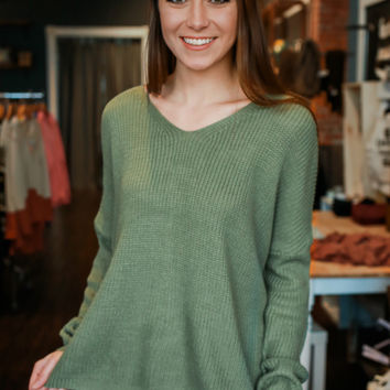 The Cliffs Sweater