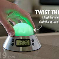 Color Alert Kitchen Timer: Color changes according to how much time remains.