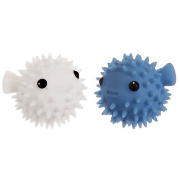 Fluffing Puffer Fish Dryer Balls