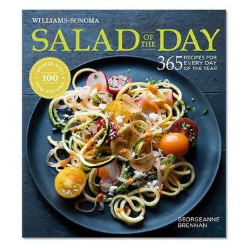 Williams Sonoma Salad of the Day Cookbook