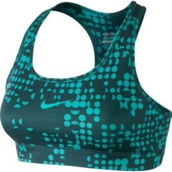 Nike Women's Printed Pro Victory Compression Bra - Dick's Sporting Goods