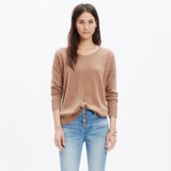 Chronicle Texture Pullover Sweater : | Madewell