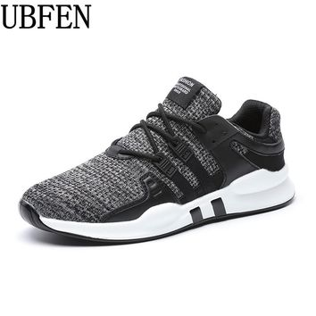 New Arrival Men's Fashion Mesh Breathable Casual Sneakers