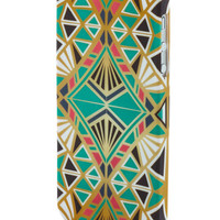 Boho Here We Deco Again iPhone 5, 5S Case by ModCloth
