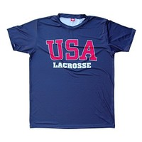 USA Lacrosse Shooter Shirt