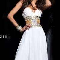 Sherri Hill 11019 Dress - MissesDressy.com