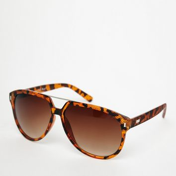 AJ Morgan Aviator Sunglasses