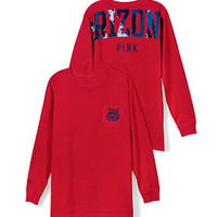 University of Arizona Bling Varsity Crew - PINK - Victoria's Secret