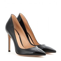 gianvito rossi - patent-leather pumps