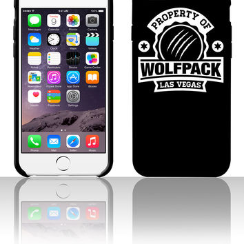 property of wolfpack 5 5s 6 6plus phone cases