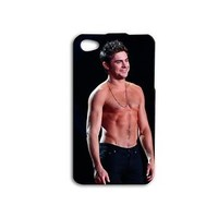 Zac Efron Shirtless Hot Cute Phone Case iPhone Cool iPod Fun Funny Cool