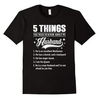 5 Things You Need To Know About My Husband Shirt For Wife