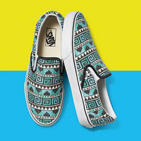 Spring Prints & Patterns from Vans Classics