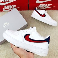 CLOT x Nike Air Force 1 Air force classic low shoe