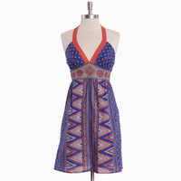nopaltzin amazon printed dress - $31.50 : ShopRuche.com, Vintage Inspired Clothing, Affordable Clothes, Eco friendly Fashion