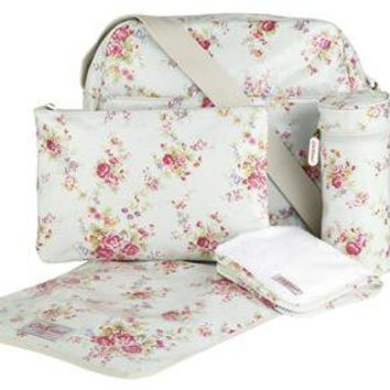 Cath Kidston - Washed Roses Changing Bag