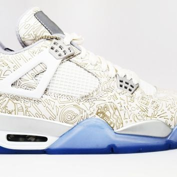 DCCK Air Jordan 4 Retro Laser 30th Anniversary