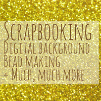 Gold glitter digital background, digital paper background, instant download, commercial use, scrapbooking, bead making, paper project,